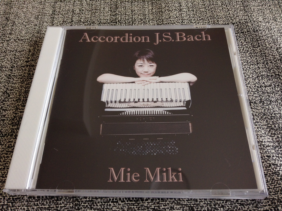 Accordion J.S.Bach